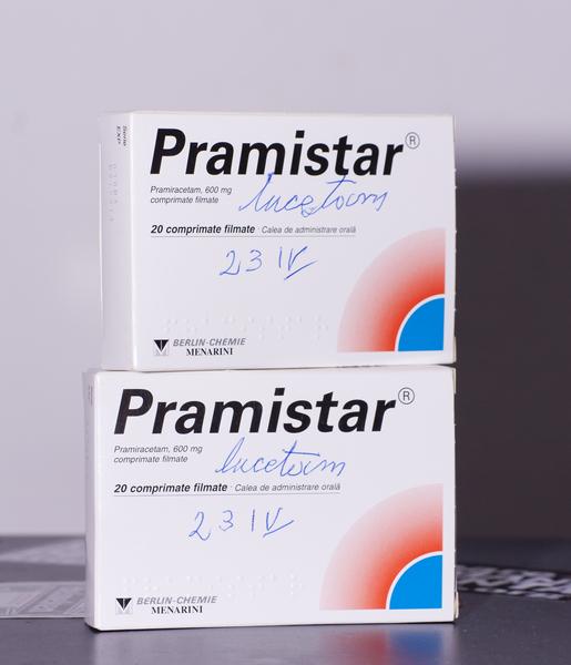 Pramistar